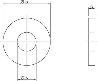 MS27183 CAD Drawing