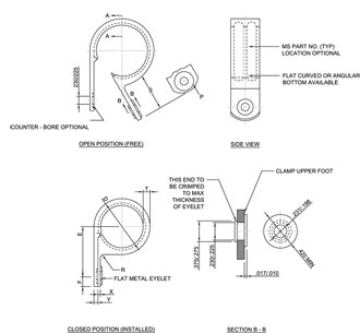 MS25281 CAD Drawing